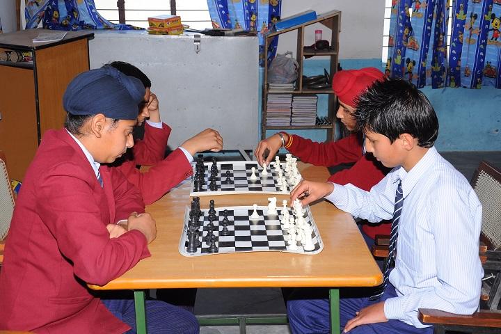 Gurpreet Holy Heart Senior Secondary Public School-Games