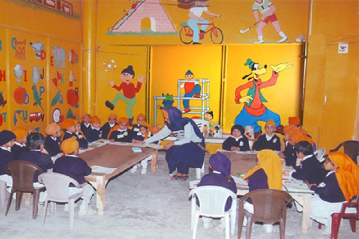 Gursikh Academy-Classroom Activities