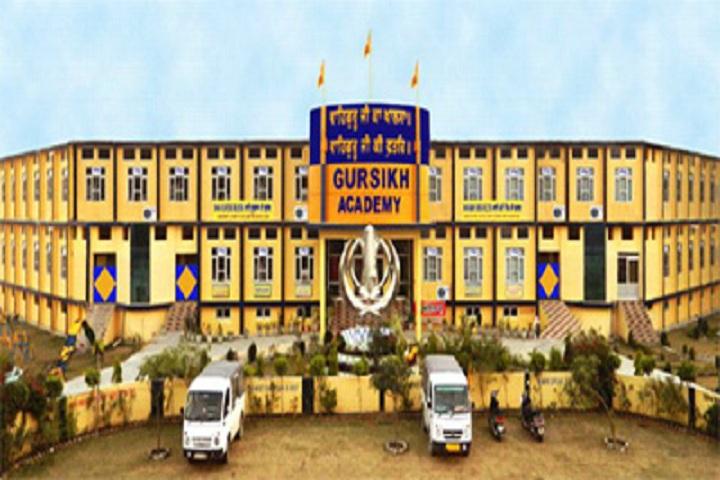 Gursikh Academy-School Building