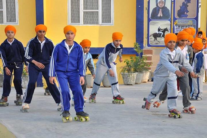 Gursikh Academy-Skating
