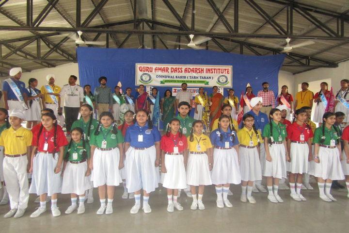 Guru Amar Dass Adarsh Institute-Investiture Ceremony