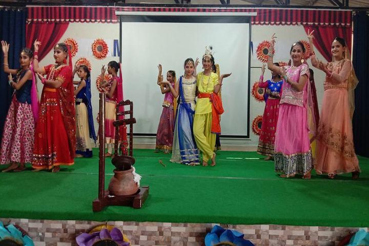 Guru Amar Dass Adarsh Institute-Janmastami Celebration