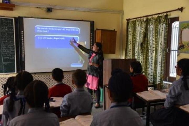 Guru Amar Dass Public School-Smart Class