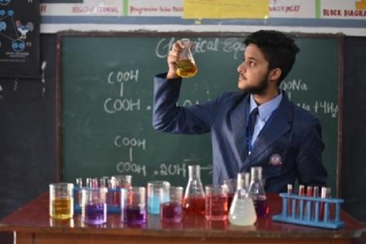 Guru Amar Dass Public School-Chemistry Labs