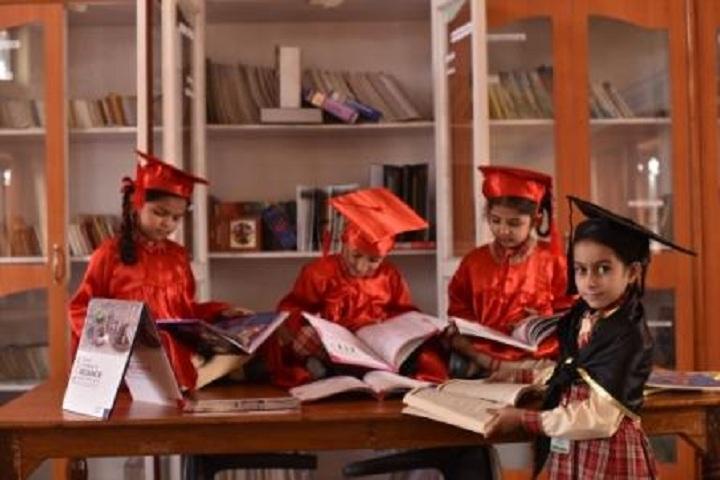 Guru Amar Dass Public School-Library