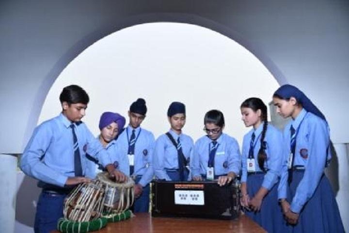 Guru Amar Dass Public School-Music Class