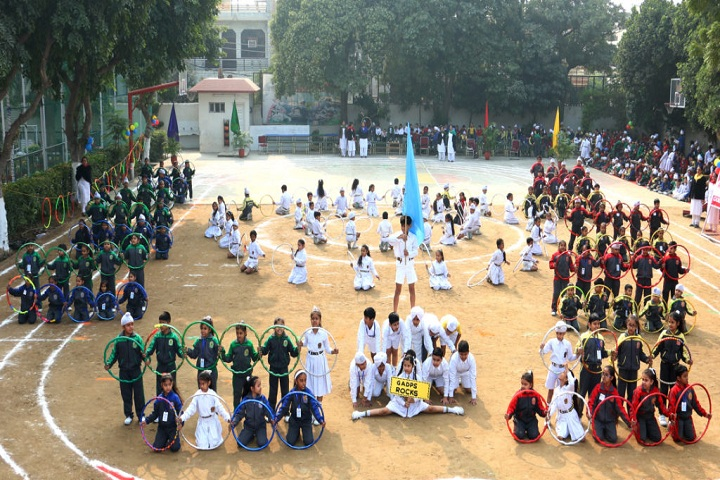 Guru Amar Dass Public School-Junior Sports Wing