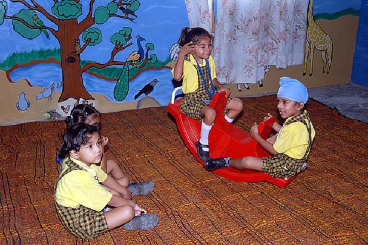 Guru Angad Dev Public School-Games