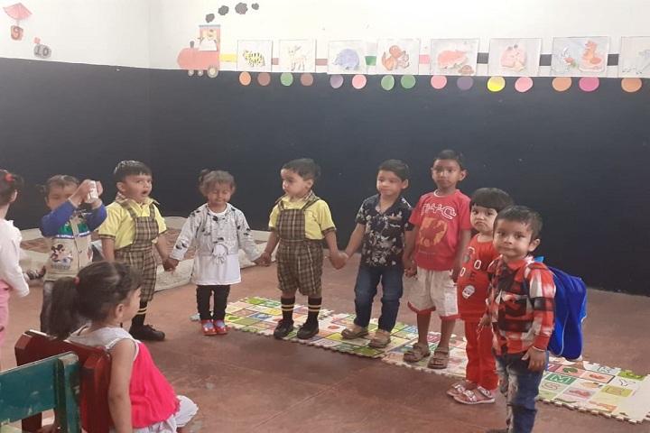 Guru Angad Dev Public School-Kindergarten Class