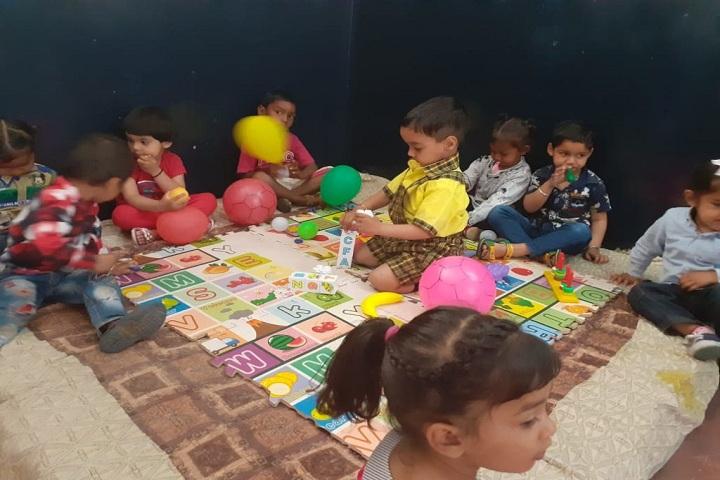 Guru Angad Dev Public School-Kindergarten