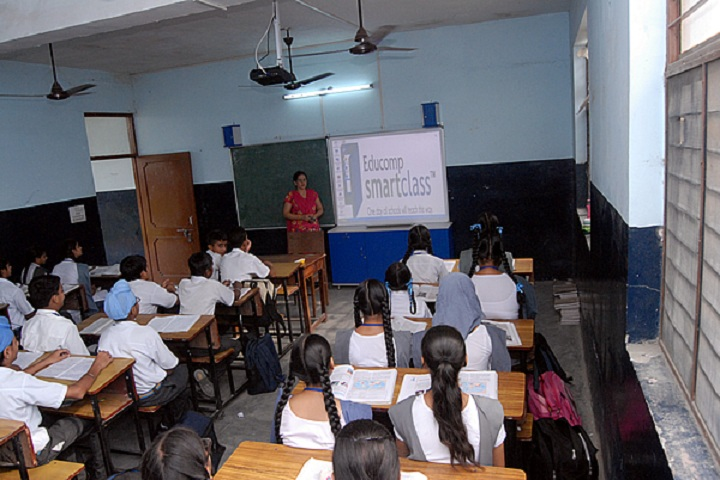 Guru Angad Dev Public School-Smart Class