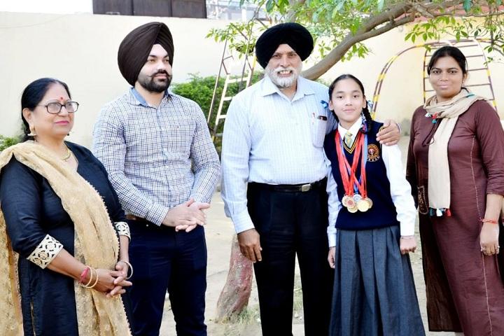 Guru Angad Dev Public School-Sports Meet