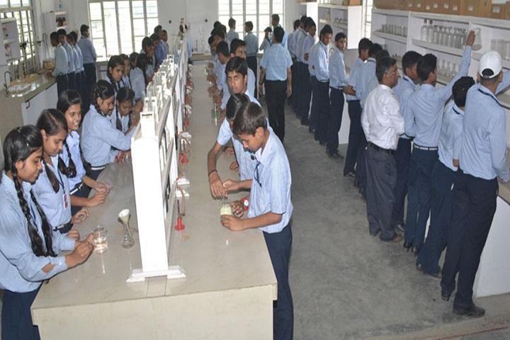 Holy Mission Senior Secondary School-Chemistry Lab