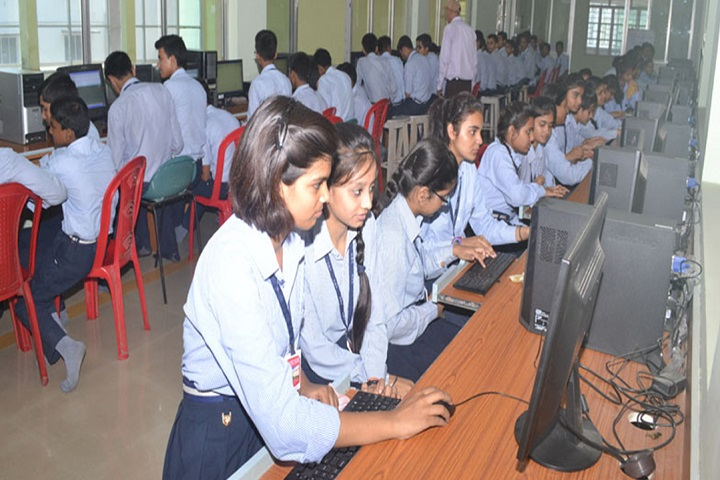 Holy Mission Senior Secondary School-Computer Lab