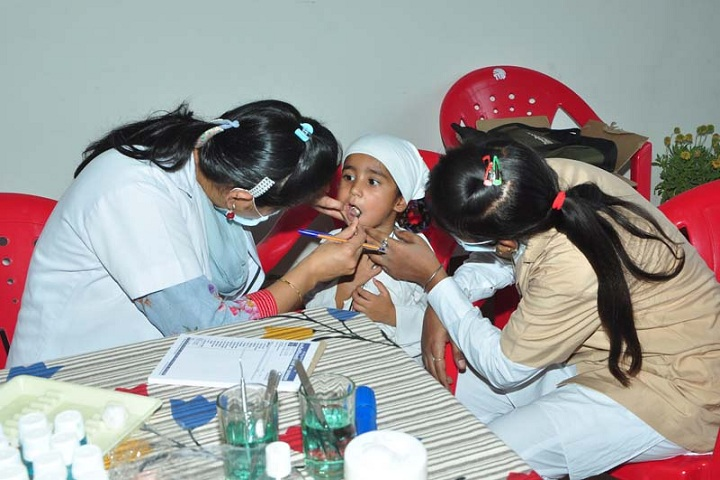 Guru Dashmesh Academy-Dental Clinic