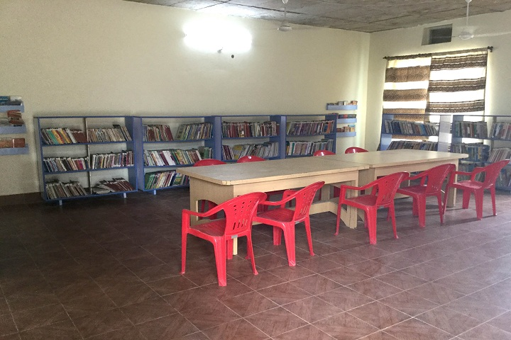 Guru Dashmesh Academy-Library