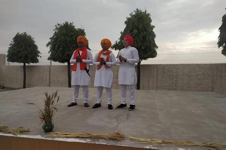 Guru Gobind Singh Academy-Assembly