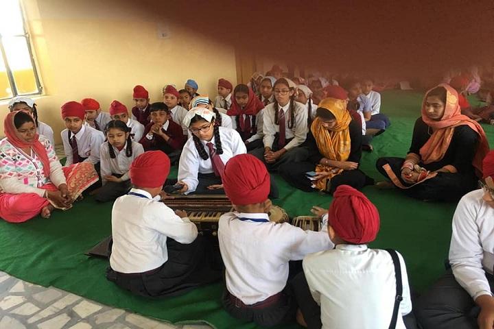 Guru Gobind Singh Academy-Music Room