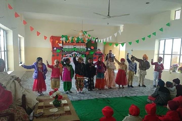 Guru Gobind Singh Academy-Dance