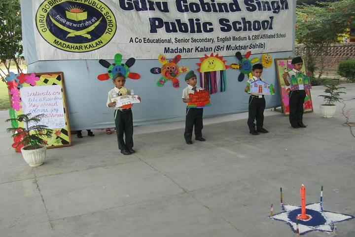 Guru Gobind Singh Public School-Activity