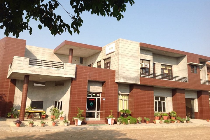 Guru Gobind Singh Public School-Campus