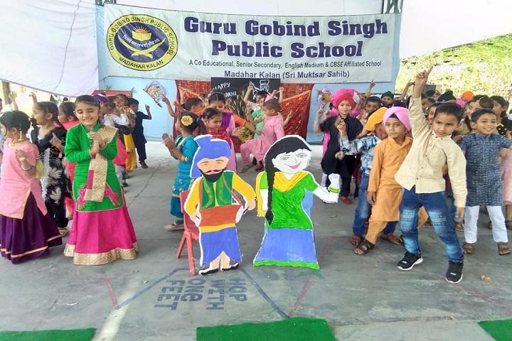 Guru Gobind Singh Public School-Events