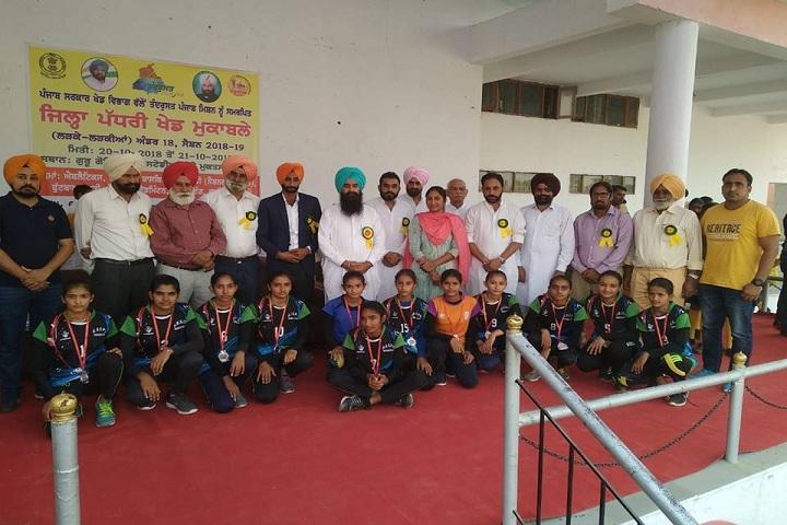 Guru Gobind Singh Public School-Sports Day