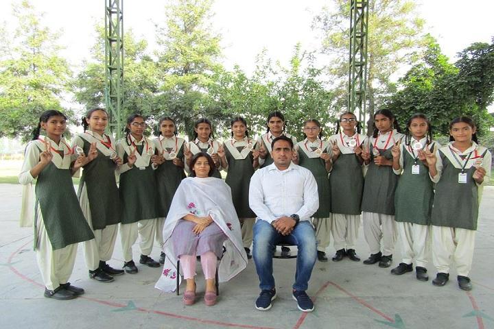 Guru Gobind Singh Public School-Sports Meet