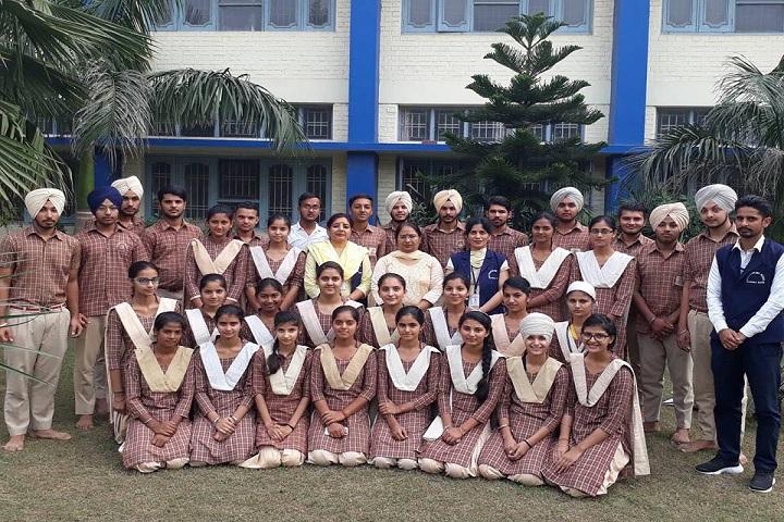 Guru Gobind Singh Vidya Mandir Senior Secondary School-NCC Team