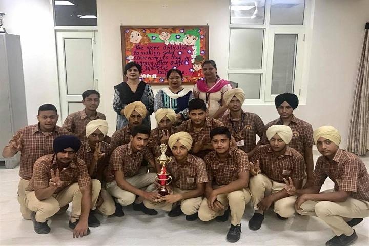 Guru Gobind Singh Vidya Mandir Senior Secondary School-Sports