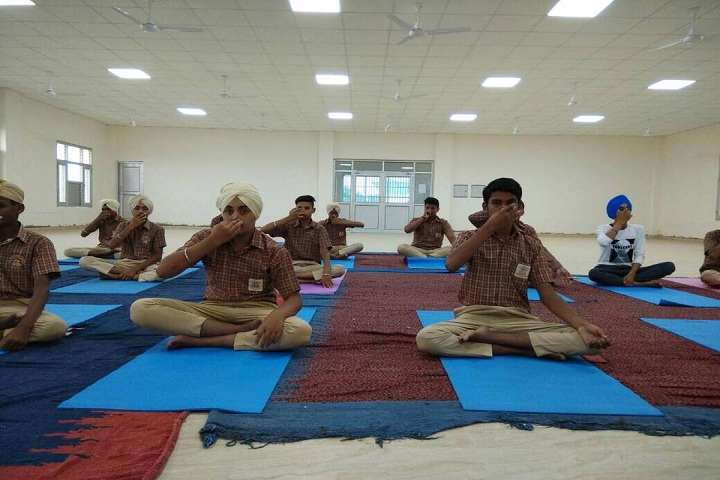 Guru Gobind Singh Vidya Mandir Senior Secondary School-Yoga Day Celebration