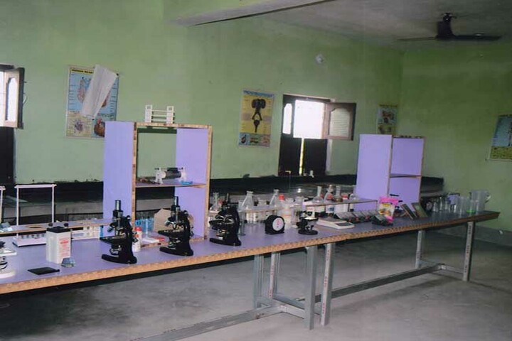 Holy Public School-Physics Lab