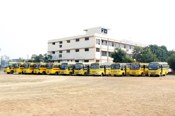 Guru Harkrishan Public School-Bus
