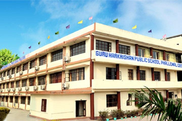 Guru Harkrishan Public School-Campus View