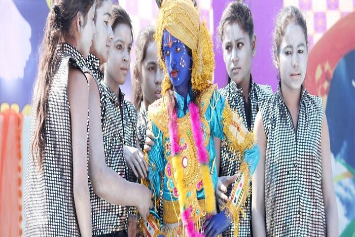 Guru Harkrishan Public School-Festival Celebration