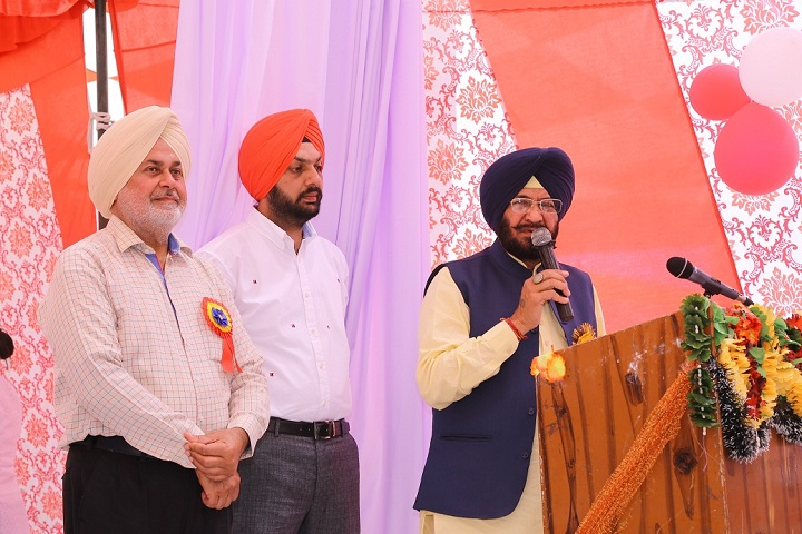 Guru Harkrishan Public School-Speech