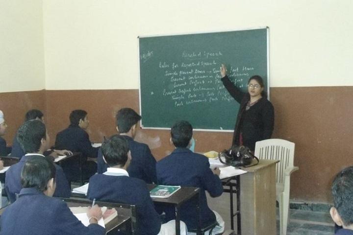 Guru Harkrishan Public School-Class
