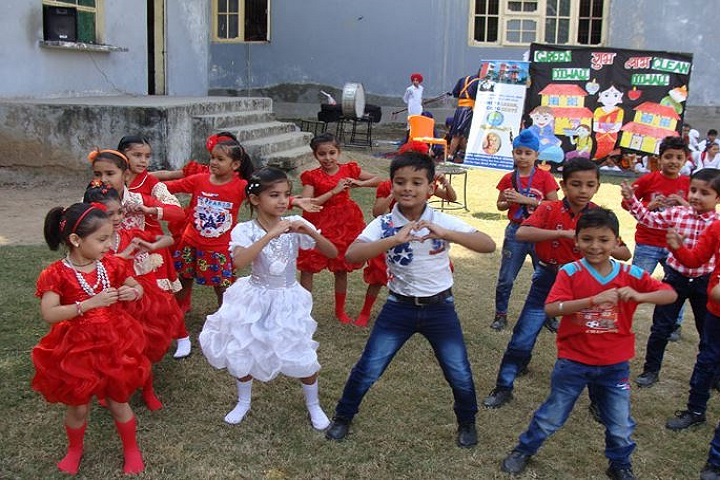 Guru Harkrishan Public School-Dance
