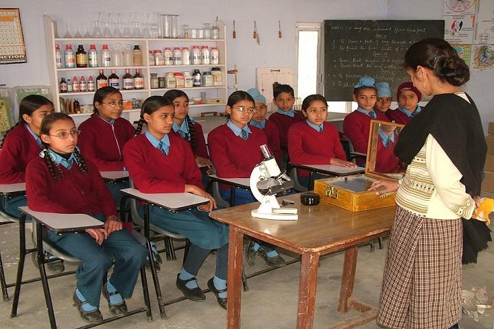 Guru Nanak Convent Senior Secondary School-Biology-Lab