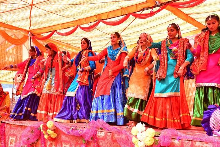 Guru Nanak Convent Senior Secondary School-Dance