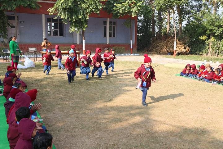 Guru Nanak Convent Senior Secondary School-Games