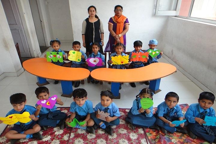 Guru Nanak Convent Senior Secondary School-Kids