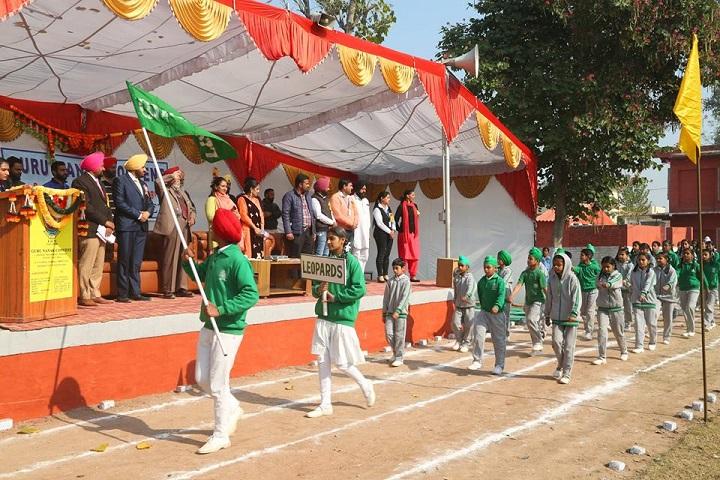 Guru Nanak Convent Senior Secondary School-Sports Day