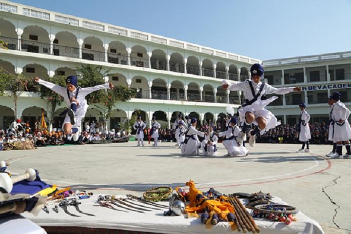 Guru Nanak Dev Academy-Event