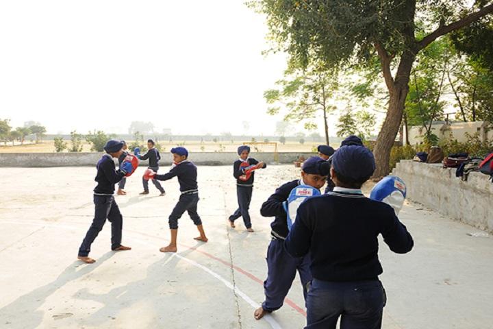 Guru Nanak Dev Academy-Sports