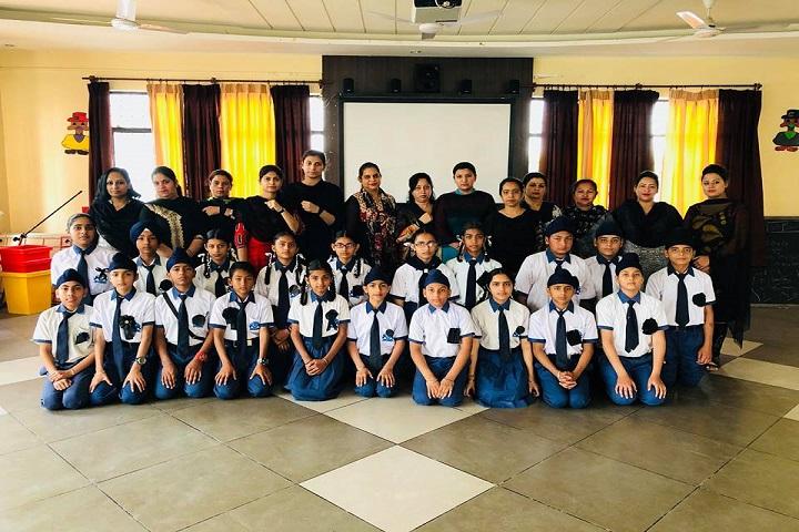 Guru Nanak Dev Global Academy-Students