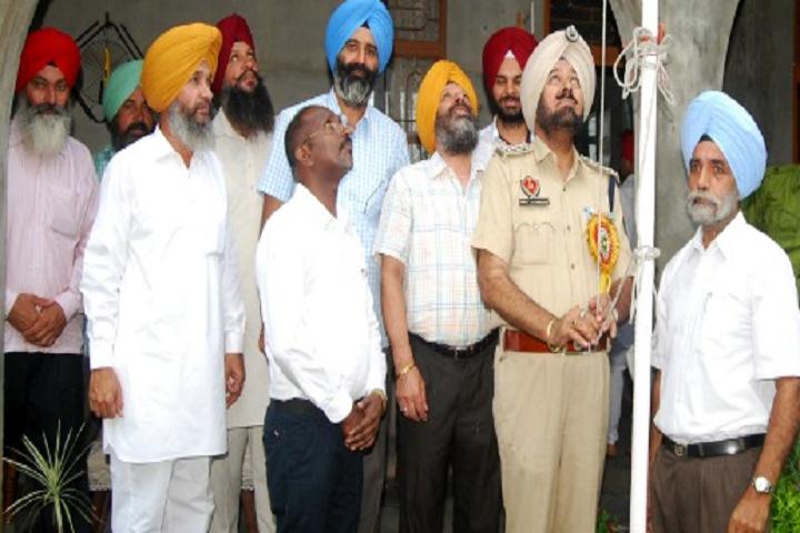 Guru Nanak Dev Public School-Events republic day