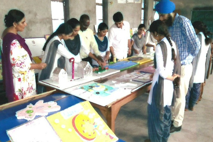 Guru Nanak Dev Public School-Others exhibition