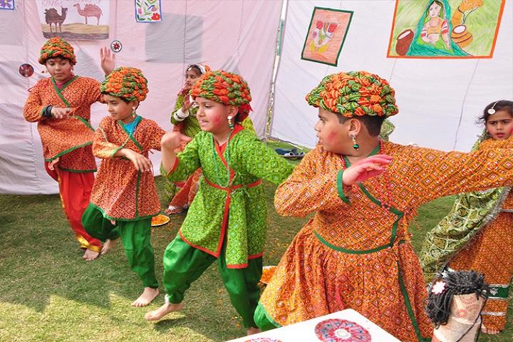 Guru Nanak Foundation Global School-Event