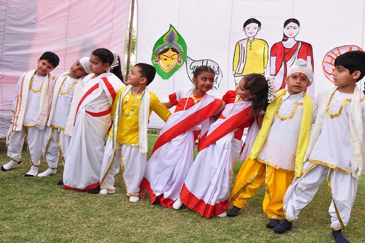 Guru Nanak Foundation Global School-Events